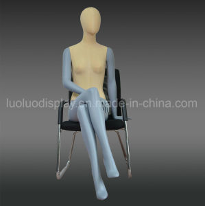 Latest Fabric Wrapped Tailor′s Mannequin for Store Furniture pictures & photos