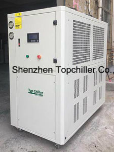 -10c Air Cooled Glycol Water Chiller with Copeland Compressor pictures & photos