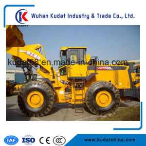 Wheel Loader with Zf Gearbox and Cummins Tire III Engine (800KN) pictures & photos