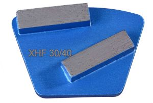 Fan-Type Diamond Grinding and Abrasive Tools for Concrete pictures & photos