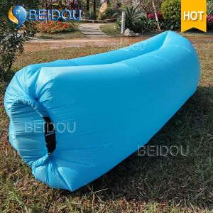 Popular Inflatable Air Lazy Sofa Bed Bean Sleeping Lazy Bag pictures & photos