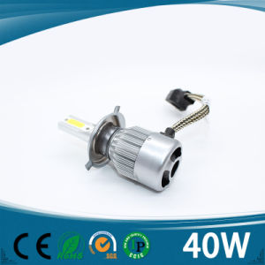 From The Factory LED Car Headlight H4 pictures & photos