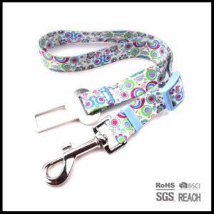 Full Color Printed Safety Pet Dog Cat Car Vehicle Seat Seatbelt pictures & photos