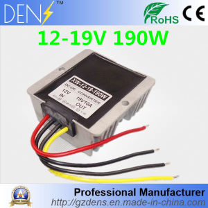 190W DC/DC 12V 19V 10A Step-up Boost Power Converter pictures & photos