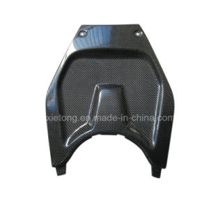 Carbon Fibre Battery Cover for BMW K1200s, K1300S