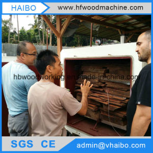 New Product Recomment Timber Drying Machine From Haibo