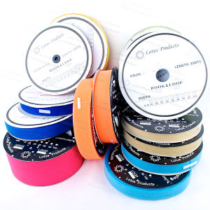 High Quality 100% Nylon Hook and Loop, China Wholesale Magic Tape pictures & photos