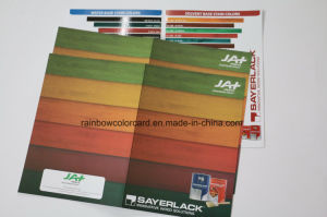 Offset Printing Emulision Color Card for Advertising pictures & photos
