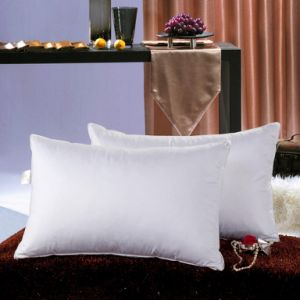 USA Standard White Duck Down Pillow pictures & photos