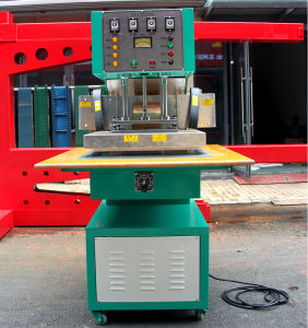12kw 10kw High Frequency Welding Machine Side Wall and T Type Welder pictures & photos