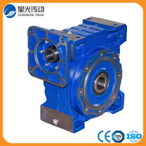Nmrv Cast Iron Case Worm Gearbox pictures & photos