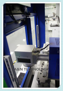 150W Fiber Laser Cutting Machine with Power-Saving Continuous Wave pictures & photos