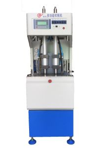 Most Popular Semi Auto Plastic Bottle Blow Making Machine Made in China pictures & photos