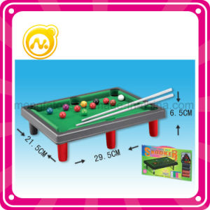 Wooden Snooker Table with Ball for Sale pictures & photos