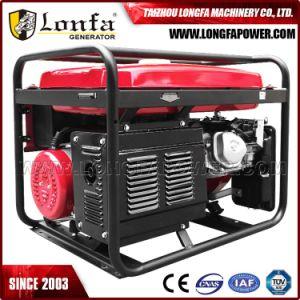 Anditiger 5000W Petrol Generator Portable with Wheels Honda 5kw Generator pictures & photos