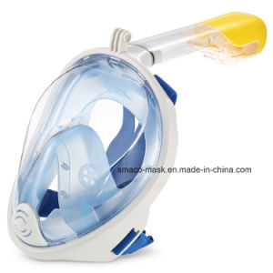 New Product Silicone Diving Full Face Snorkel Scuba Mask pictures & photos