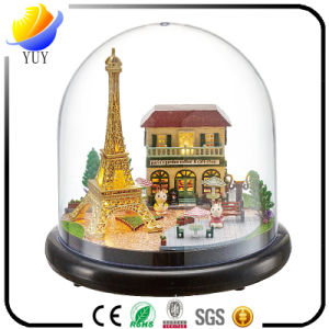 Handmade DIY Music Box Decoration Creative Music Box pictures & photos
