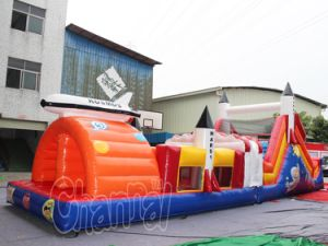 Inflatable Space Shuttle Obstacle Course (chob335) pictures & photos