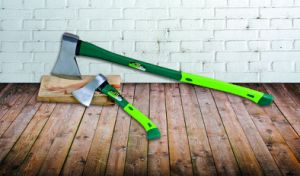 Garden Cutting Tools 3.5lbs Forged Steel Axe with Fiberglass Handle pictures & photos