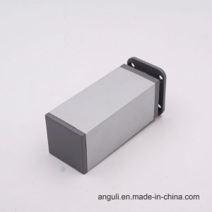 Factory Outlet Aluminum Alloy Adjustable Sofa Leg pictures & photos