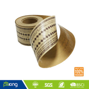 2017 New Product Kraft Paper Tape with Company Logo pictures & photos