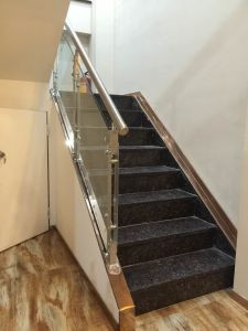 Factory Manufacturer Direct Sale Simple Design Stair Handrail pictures & photos