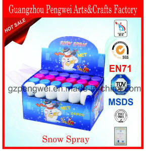 250ml Aerosol Joker Snow Spray pictures & photos