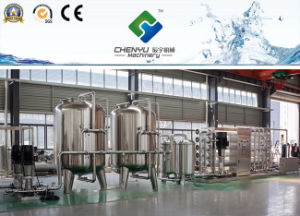 Water Treatment System with Hollow-Fibre Ultrafilter pictures & photos