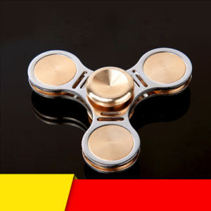 Metal Fidget Spinner for Hand Fingertip Toy pictures & photos