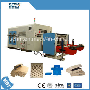 Automatic Die Cutting Machine From Roll to Sheet