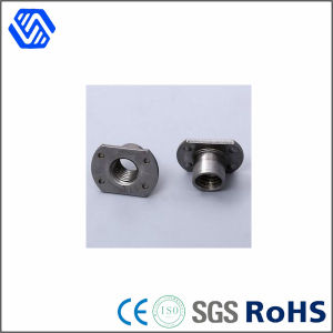 M8 T Nut Carbon Steel Oil Spot Weld Nut pictures & photos