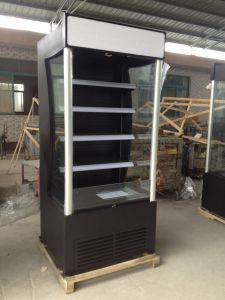 Supermarket Solution Open Chiller Made in China pictures & photos