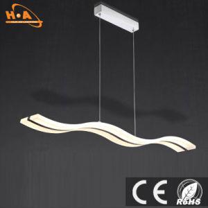 Curve Shape Decoration Hanging LED Commercial Pendant Light pictures & photos