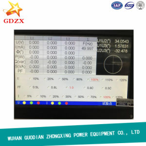 Portable Precise Three Phase Program Control Power Source for Testing pictures & photos