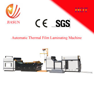 Automatic Thermal Film Laminating Machine Fym1100c pictures & photos