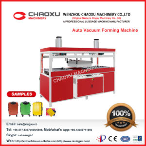 Auto Vacuum Forming Machine for Luggage Production pictures & photos