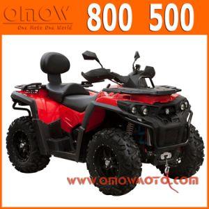 2017 Euro 4 EEC 800cc 4X4 Quad ATV pictures & photos