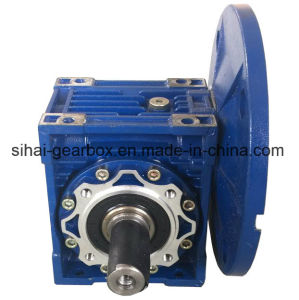 Chenxin Single Worm Gear Box and Worm Gear Speed Reducer