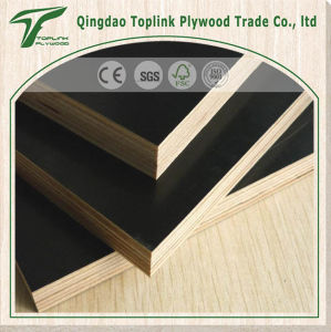 Black Film Faced Plywood for Construction with Best Price pictures & photos