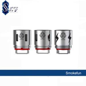 3PCS/Lot 100% Original Smok Tfv12 Replacement Coil Core V12-T12 V12-X4 V12-Q4 V12-T6 for Smok Tfv12 Atomizer T12/T6/Q4/X4 Head