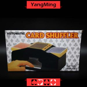 Normal Dual Poker Card Shuffler (YM-CS02) pictures & photos