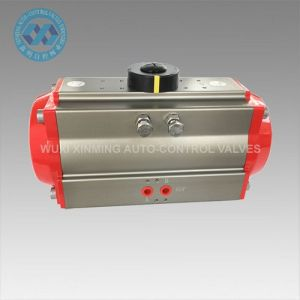 Xm Pneumatic Rotary Actuator for High Performance Butterfly Valve pictures & photos