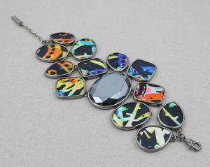 Fashion Colourful Metal Charms Bracelet Jewelry