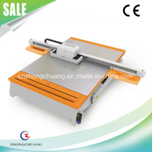 Wide Format Flatbed Digital Color Inkjet UV Printer pictures & photos
