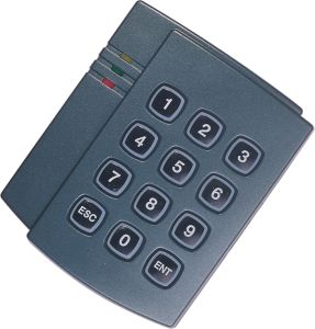 Wireless Keypad One Door Access Controller pictures & photos