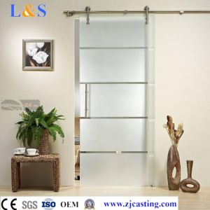 Glass Sliding Door Hardware with Sliding Door System pictures & photos