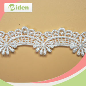Floral Pattern African Chemical Water Soluble Lace pictures & photos