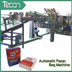 Motor Driven Full Automatic Kraft Paper Machine for Cement (ZT9804 & HD4913) pictures & photos