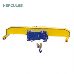 20t Electric Lifting Equipment Single Girder Overhead Crane pictures & photos