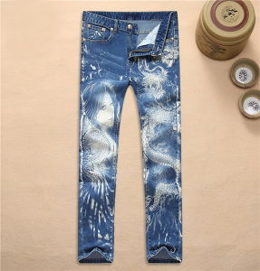 High Quality Fashion Man Jean Free Shipping pictures & photos